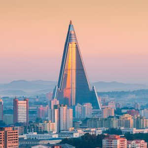 tour the art and architecture of north korea